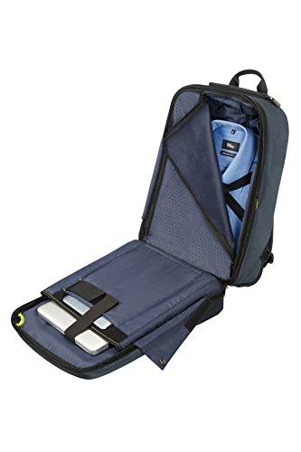 Samsonite Durchläufer Rucksack BLUE/BLACK