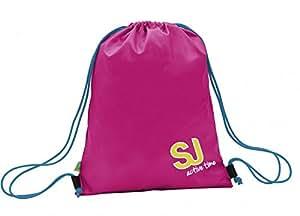 sacca portascarpe sacca a spalla per palestra rosa SACCA SAKKY BAG SJ GANG SJ ACTIVE TIME SEVEN zaino sport bambina REGALO NATALE 2017