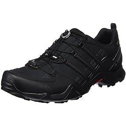 adidas Herren Terrex Swift R Gtx Wanderschuhe, Schwarz (Core Black/core Black/dark Grey), 45 1/3 EU