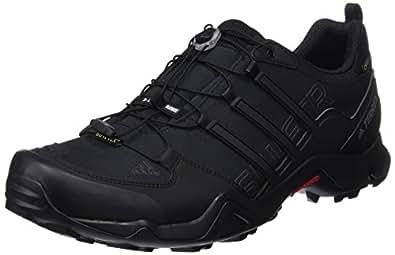adidas Men's Terrex Swift R Gtx Hiking Shoes, Black (Core Black/Core Black/Dark Grey), 5.5 UK