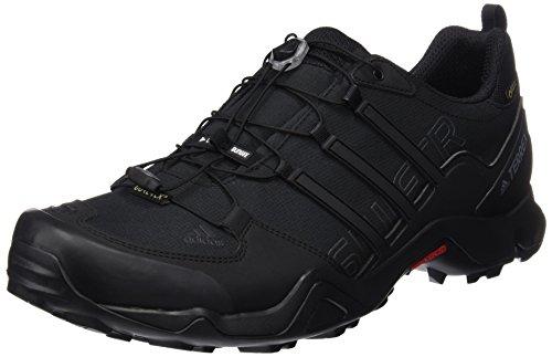 adidas Herren Terrex Swift R Gtx Trekking-& Wanderhalbschuhe Schwarz (Core Black/core Black/dark Grey)