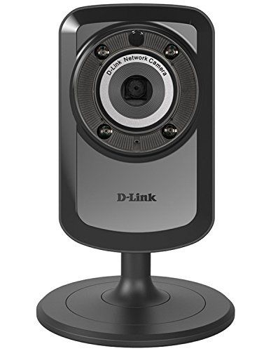 D-Link Wireless Day/Night WiFi Network Surveillance Camera & Remote View (DCS-934L)  available at amazon for Rs.6849