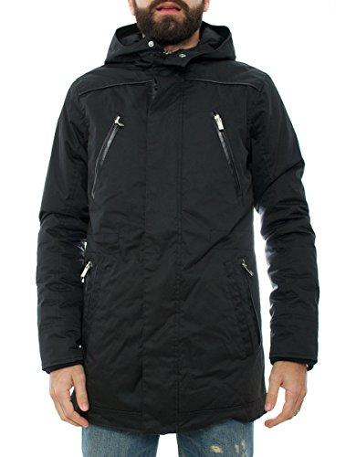Tailored Originals Napton uomo, giacca a vento, nero, X-Large EU