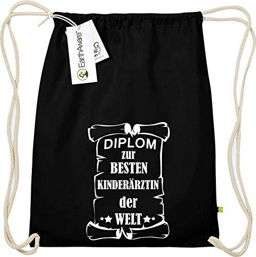 Camiseta stown Organic gymsac Diploma mejor Niños