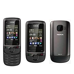 Nokia C2-05 Dynamic Gray