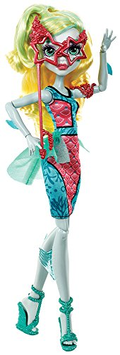 Image of Monster High DNX21 Welcome to Monster High Lagoona Doll