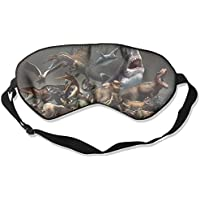Dinosaur 99% Eyeshade Blinders Sleeping Eye Patch Eye Mask Blindfold For Travel Insomnia Meditation preisvergleich bei billige-tabletten.eu