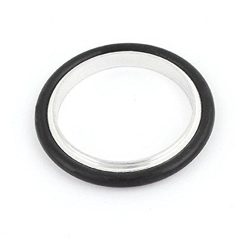sourcingmap® Aluminium KF50 Flansch Zentrum Ring Vakuum Pumpe Anschluss de -