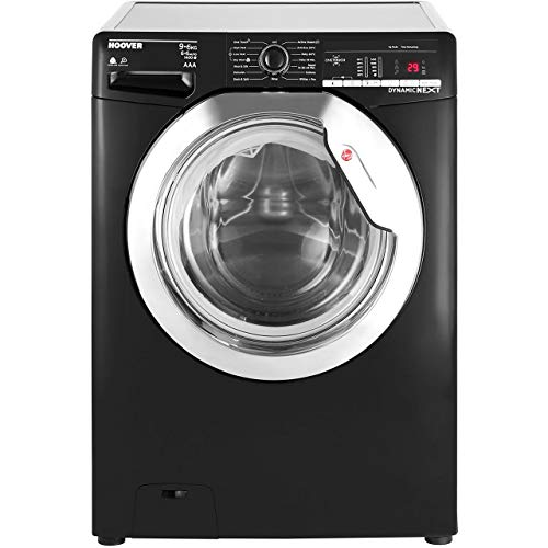 Hoover WDXOA496CB A Rated Freestanding Washer Dryer - Black