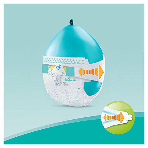 Pampers Baby-Dry Windeln, Gr. 4 (8-16kg), 1er Pack (1 x 120 Stück) - 5