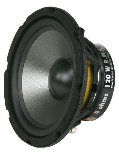 mivoc AW 2000 20cm (8 inch) Tieftonsystem 120 Watt R.M.S.