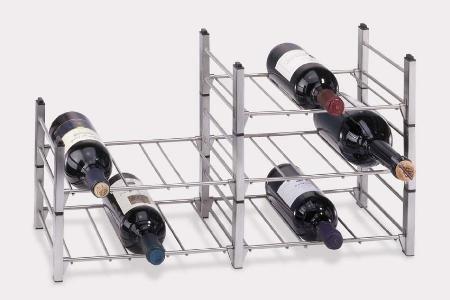 ZACK Flaschenregal ALDO 20545, Anbaumodul für 3 Flaschen