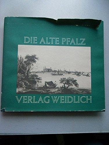 Die alte Pfalz 30 Stahlstiche Lithographien 19. Jahrh.