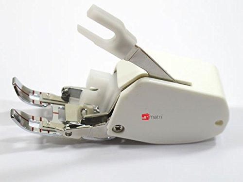 Universal Accessoire de Machine à Coudre - Pied Double Transport