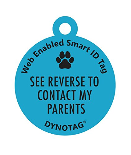 dynotagr-web-gps-enabled-qr-code-smart-deluxe-coated-steel-pet-tag-blue-see-reverse-to-contact-my-pa
