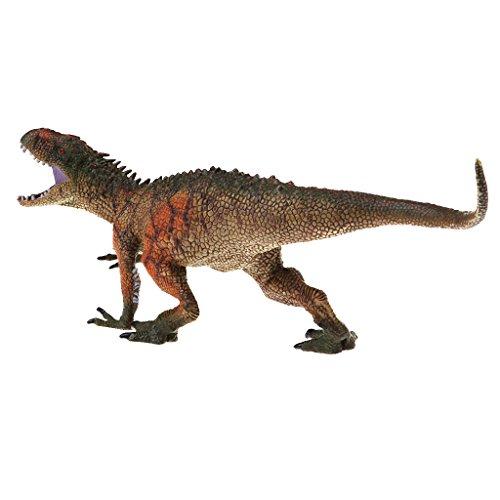 D DOLITY 1 Pieza Juguete de Modelo Dinosaurio Figura Material Educativo Biología Juguete Intelectual - carcharodontosaurus
