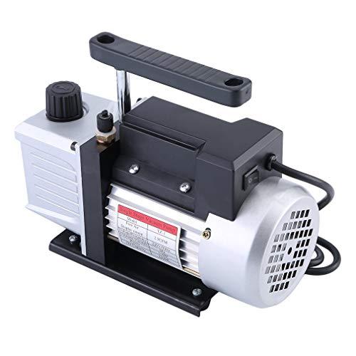 Sweepid Vakuumpumpe 2.5CFM 1/4HP 220V 50Hz 5pa Unterdruckpumpe Vakuum Pumpe für Kälte Klimaanlagen