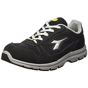 41Vvqyu3ecL. SS300  - Diadora Run ESD Low S3, Zapatos de Trabajo Unisex Adulto