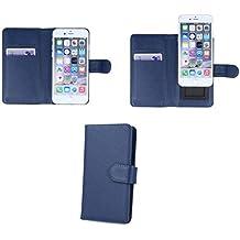 Handy Tasche Für Zte Grand S Flex Book Case Klapp Cover Schutz Hülle Etui Cell Phone Accessories
