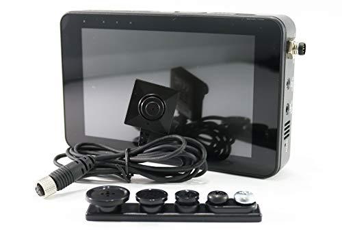 Lawmate PV-1000 EVO3 WLAN DVR mit 1 TB Festplatte und 5 Zoll LCD und CMD-BU20LX Digitalen Knopfkamera - Touch Screen Analog-tv