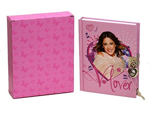 Disney Violetta Diario Segreto POP UP edizzione limitata