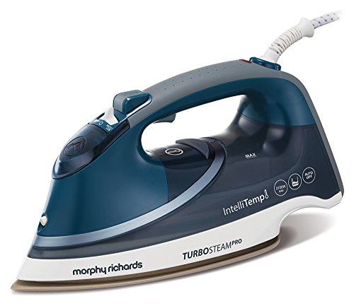 Morphy Richards Turbosteam Pro Steam Iron with Intellitemp 303131 Intellitemp Steam Iron Best Price and Cheapest