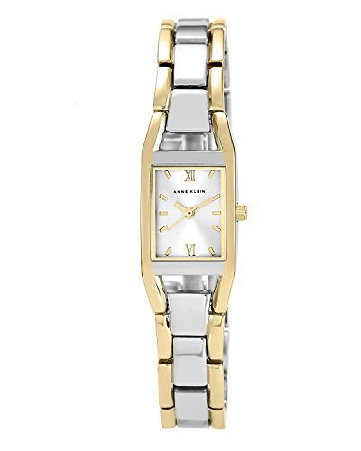anne-klein-womens-the-lily-quartz-watch-with-silver-dial-analogue-display-and-two-tone-alloy-bracele