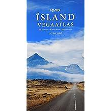 Iceland Road Atlas   1 : 200 000: Island Road Atlas