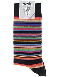 Chaussettes thème Brésil en coton
