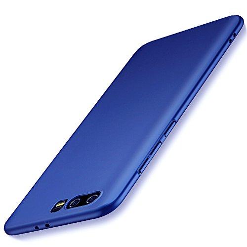Joyguard Honor 9 Hülle, Huawei Honor 9 Handyhülle Hard PC [Ultra dünn] [Slim] [Leicht] [Anti-Kratzer] Case Schutzhülle für Honor 9 Hülle Blau - 5.15 Zoll - Dunkel blau