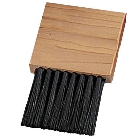 MacGregor Baseball Home Plate Brush, Black by