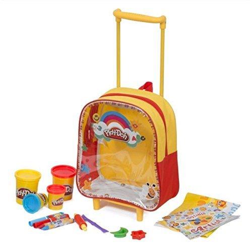 Play-Doh Activity Trolley Rucksack (Mickey Und Minnie Play-doh)