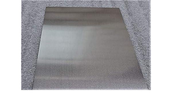 Metal Off Cuts Prime Quality 3.0mm Aluminium Sheet 83mm x 330mm