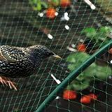 maxpack® Vogelschutznetz - Schutznetz 10x4 Meter - 40 m²