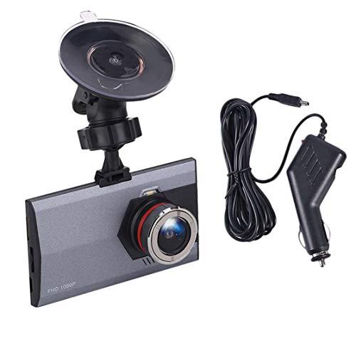 LouiseEvel215 1080p 145 Grad LCD Auto Kamera Fahrzeug dvr Dash cam Video Recorder g-Sensor bewegungserkennung nachtsicht Camcorder (Fahrzeug-video-recorder)