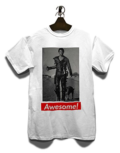 Awesome 48 T-Shirt Weiß