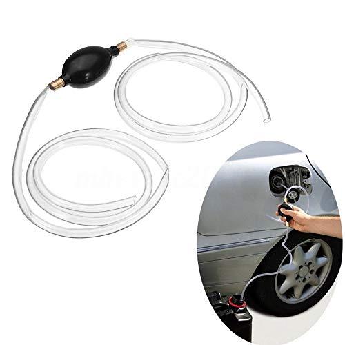 PVC Auto Hand Siphon Pumpe Rohr Hand Prise Typ Gas Wasser Ölpumpe Handpumpe Aquarium Wasser Einlassschlauch Flüssigkeitsübertragungspumpe Rohr -