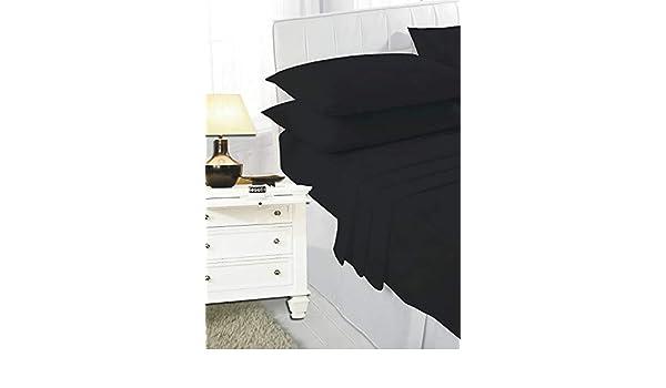 2 x taie d/'oreiller de luxe femme 100/% coton égyptien 200 fils au pouce paire pack
