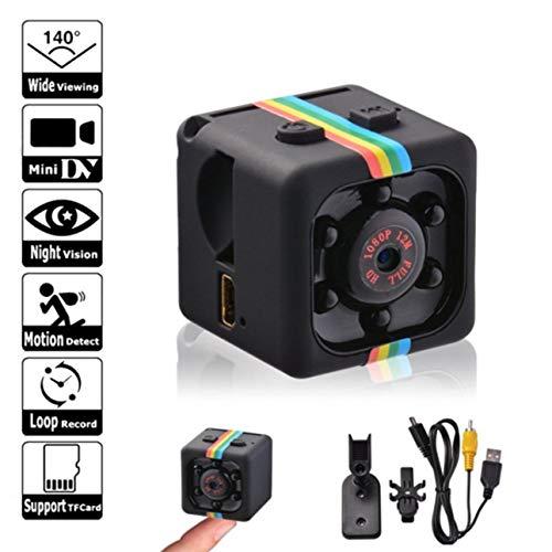 Ballylelly SQ11 Mini Micro HD Cámara Dados Video