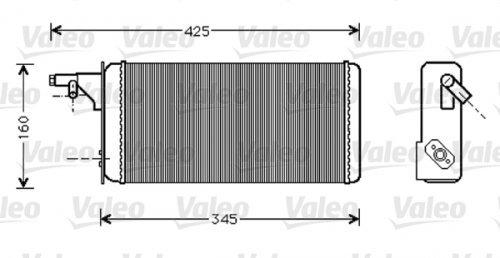 Valeo Car Engine Heater Cores