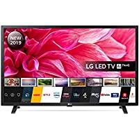 LG Electronics  32LM630BPLA.AEK 32-Inch HD Ready Smart LED TV with Freeview Play - Ceramic Black colour (2019 Model)