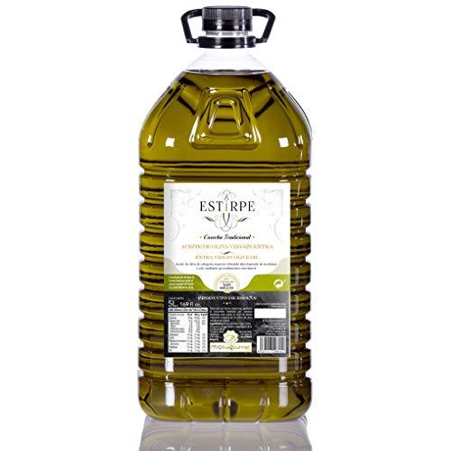 Aceite de Oliva Virgen Extra Premium Estirpe - garrafa de 5 litros