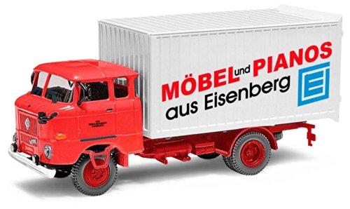 Busch Voitures - BUV95115 - Modélisme - Camion W 50L MK - Möbel Und Pianos