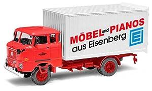 Busch - Vehículo de modelismo Escala 1:87 (BUV95115)