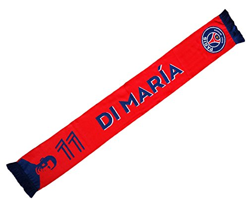 Paris Saint Germain – Bufanda di Maria – Colección oficial Paris Saint Germain [Divers]
