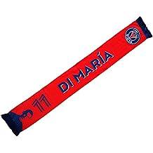 Echarpe PSG - DI MARIA - Collection officielle PARIS SAINT GERMAIN  Divers  a2db476f3f7