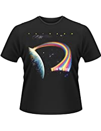 Plastic Head Rainbow Down To Earth Men's T-Shirt
