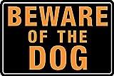 Vorsicht vor dem Hund Zeichen 10