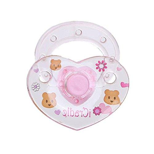 Per Chupetes Magnéticos de Accesorios para Muñecas Bebés Infantiles Accesorios para Muñecas Reborn Regalo Creativo para Niños