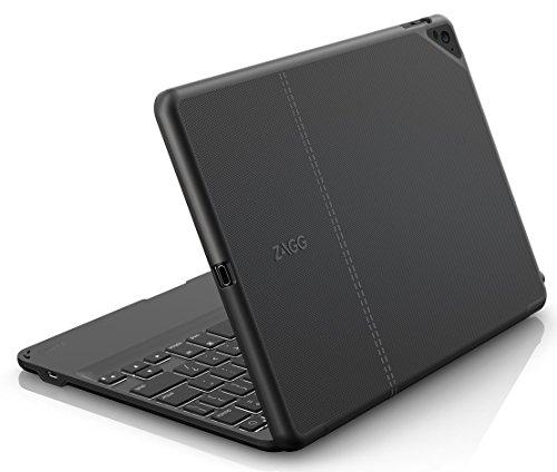 ZAGG Schutzhülle für iPad Air 2 (aufklappbar, Bluetooth-Tastatur) schwarz One Size